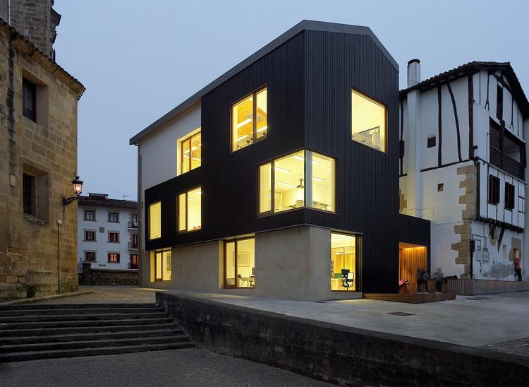 Potxonea House / OS3 arkitektura