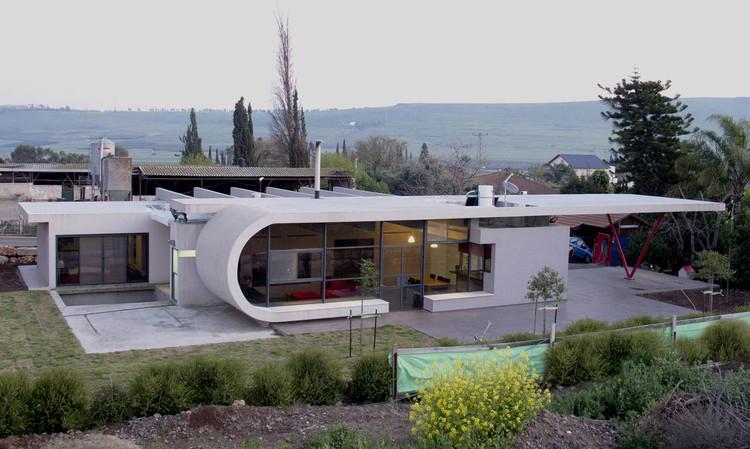 Beam House / Uri Cohen Architects, © David Adika