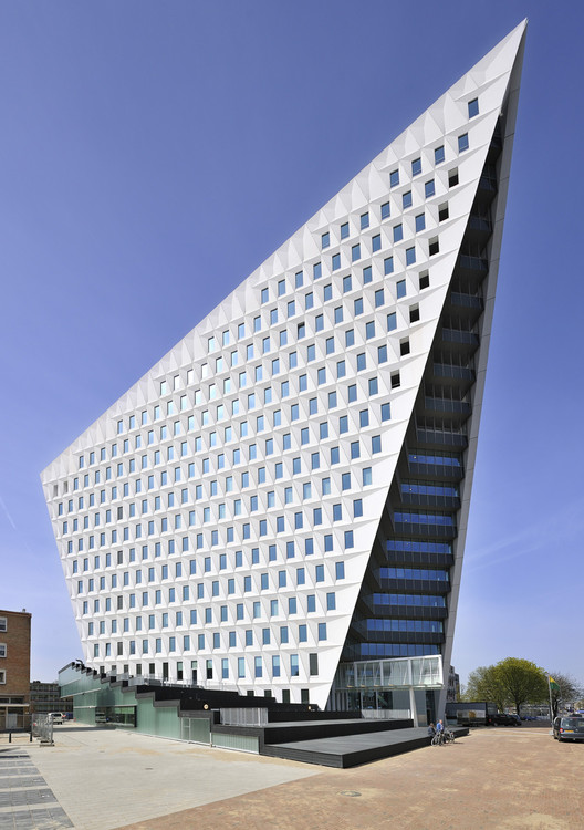The Hague Municipal Office / Rudy Uytenhaak, Courtesy of  rudy uytenhaak