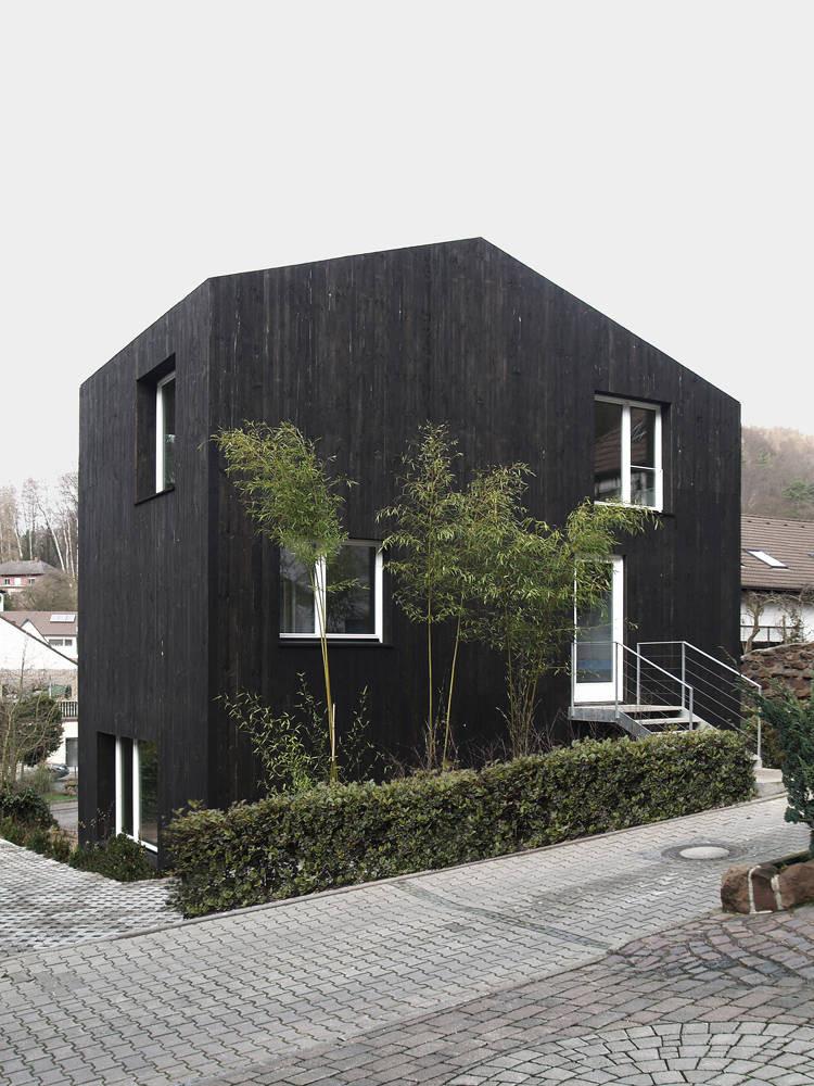 Zwei kleine Häuser / Architekturbüro Scheder, © Jonathan Scheder