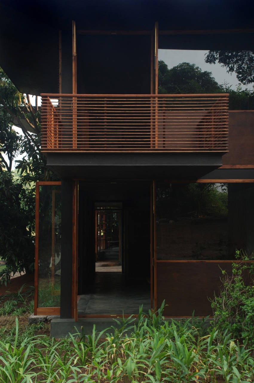 Gallery Of Belavali House Studio Mumbai 18
