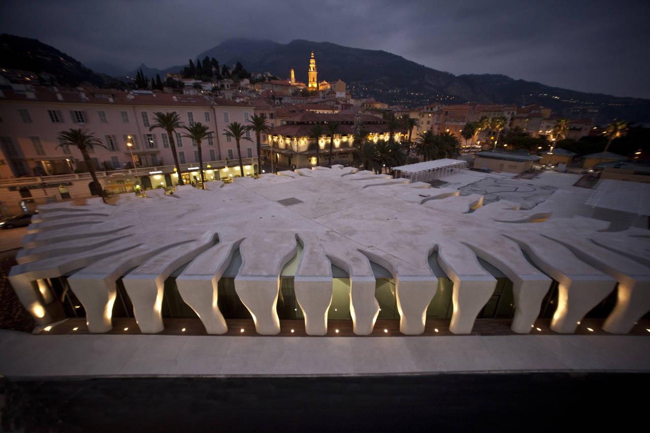 Jean Cocteau Museum Rudy Ricciotti Archdaily