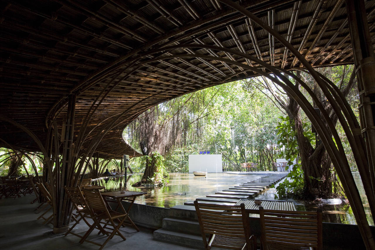 Wnw Cafe Vtn Architects Archdaily