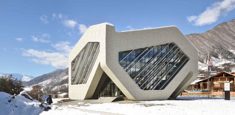 House of Justice / J. Mayer H. Architects, © Beka Pkhakadze, Jesko M. Johnsson-Zahn