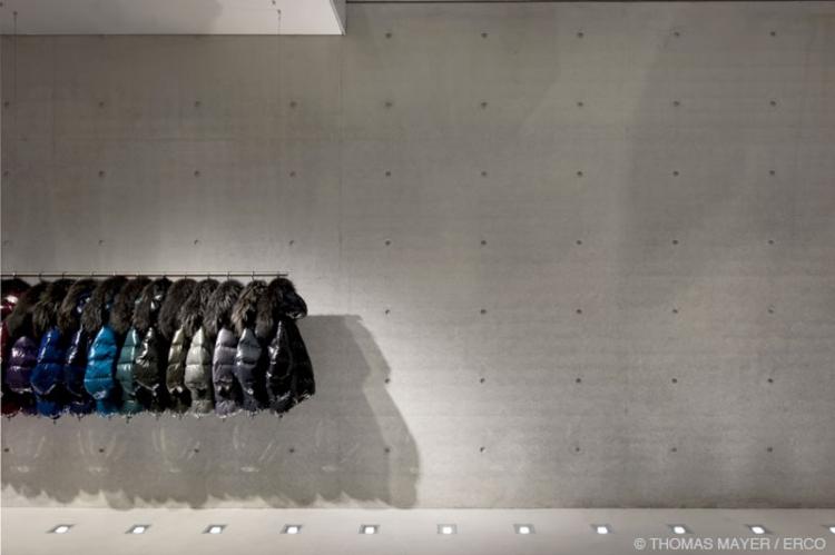 promo code 63088 b45d0 Duvetica Milano Shop / Tadao Ando Architect & Associates ...
