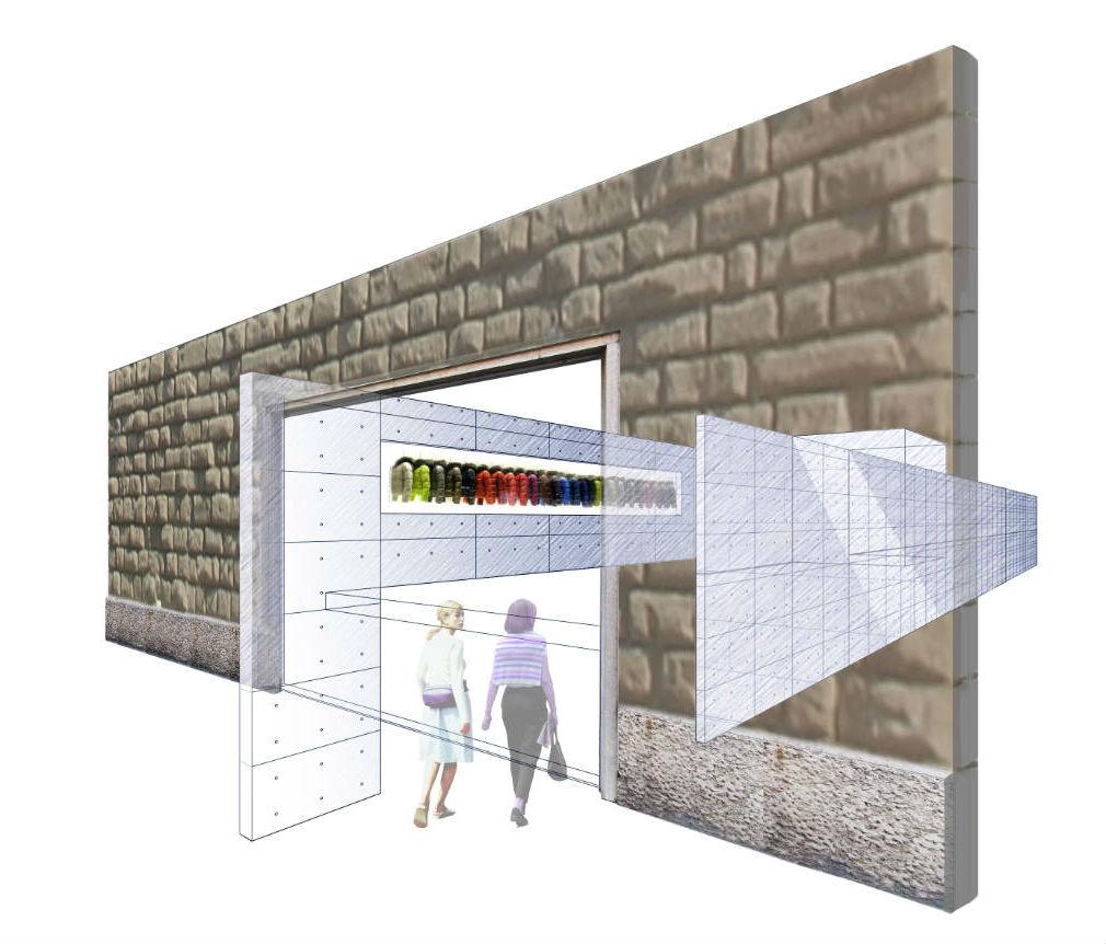 timeless design eda9a 27b2a Gallery of Duvetica Milano Shop / Tadao Ando Architect & ...