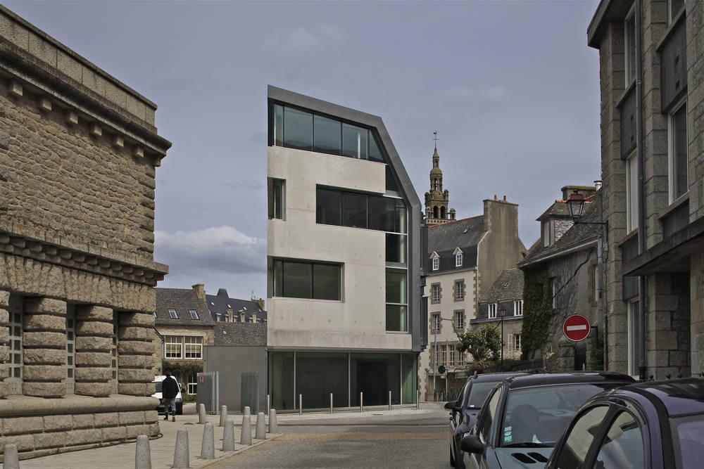 Institute of Marine Genomics / Barré Lambot Architectes, © Philippe Ruault