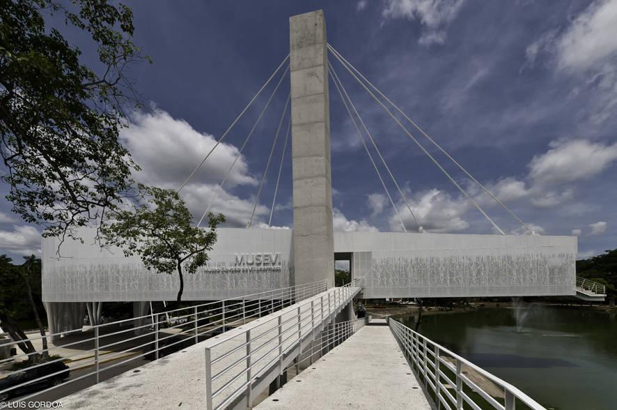 MUSEVI / TEN Arquitectos, © Luis Gordoa