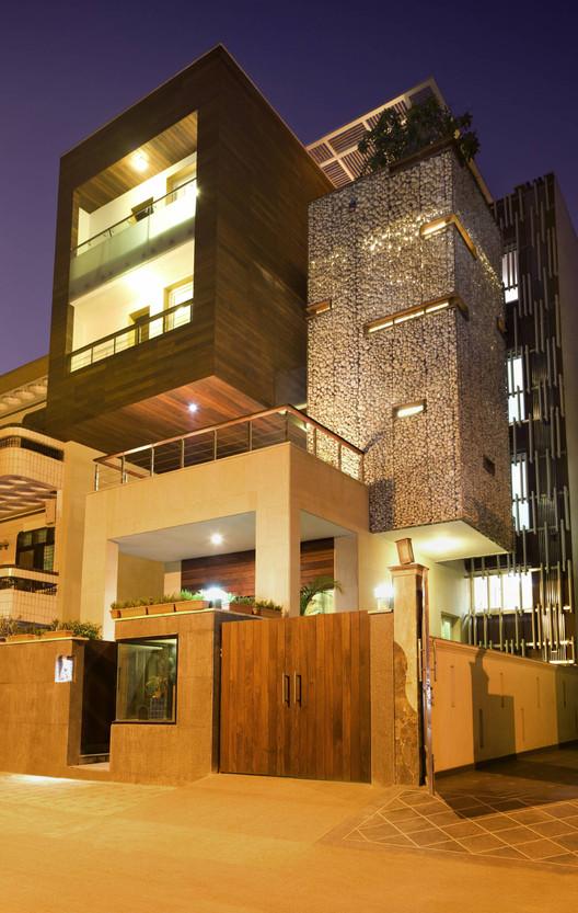 Kindred House / Anagram Architects, © Andre Fanthome & Ayush Prakash
