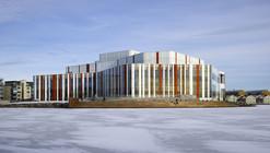 Spira Performing Arts Center / Wingårdh Arkitektkontor