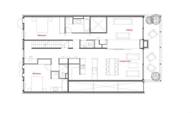 Eco Sustainable House Djuric Tardio Architectes Archdaily