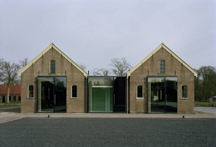 Museum and Exposition Centre / Atelier Kempe Thill, © Ulrich Schwarz