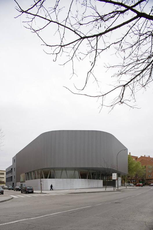 Public Library Vallecas / Exit Architects, © Miguel  de Guzmán
