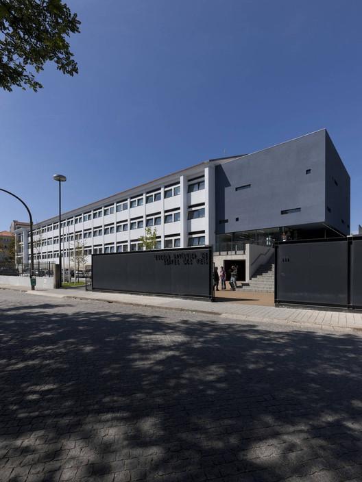 Soares dos Reis School of Arts / Carlos Prata + Nuno Barbosa, ©  Luis Ferreira Alves