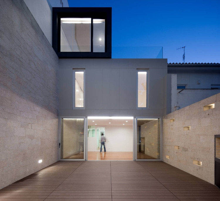 Frei Sebastião House / António Fernandez Architects, © Fernando Guerra |  FG+SG