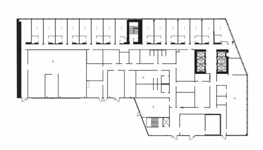1st level plan