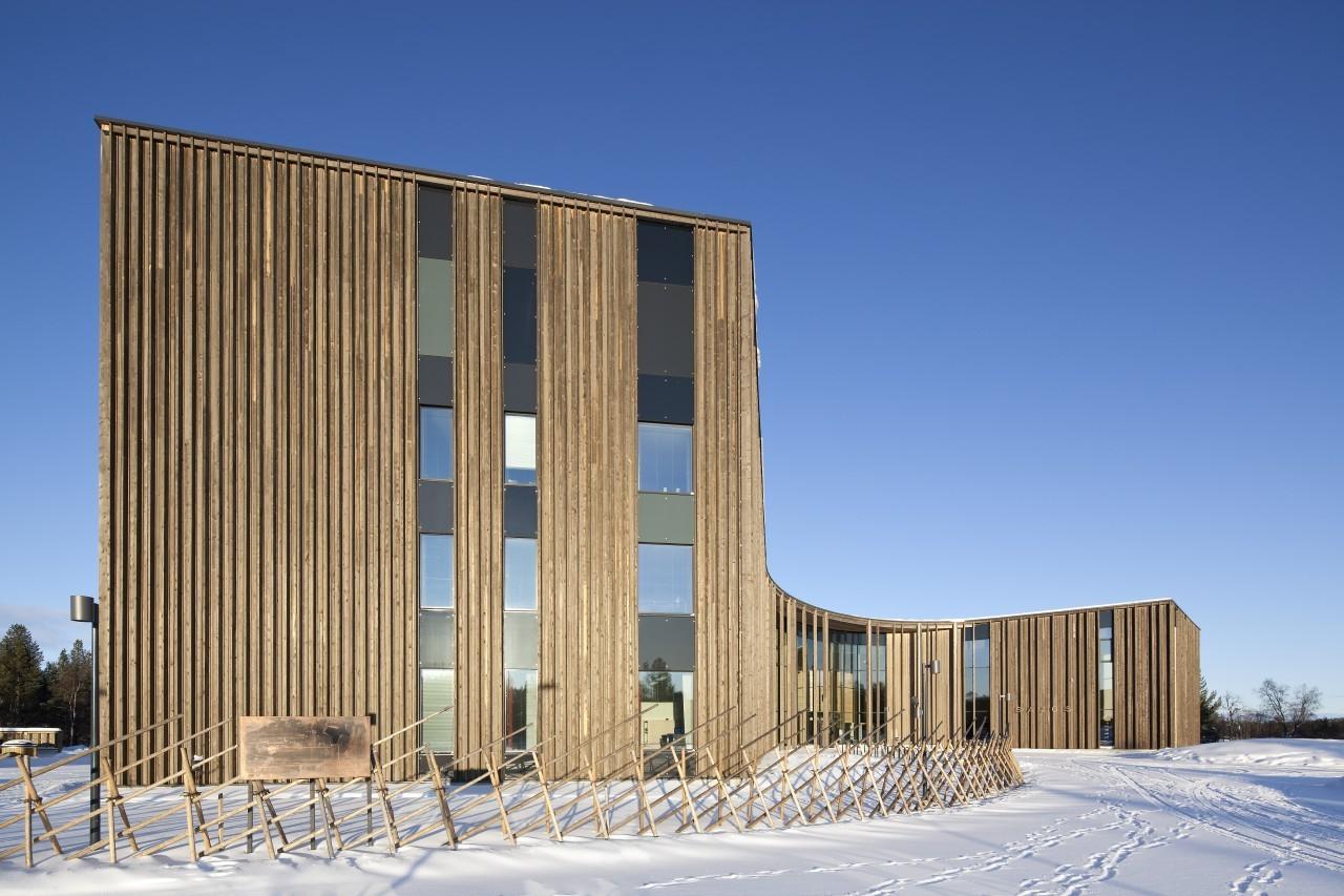 Sami Cultural Center Sajos / HALO Architects, © Mika Huisman