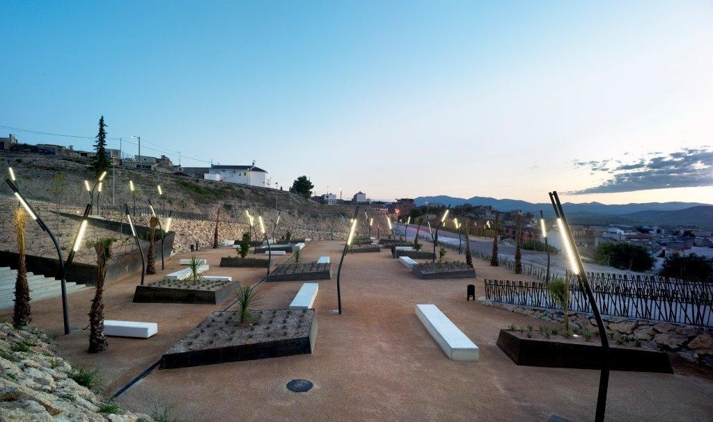 Cañadas Park / Abis Architecture, © David Frutos