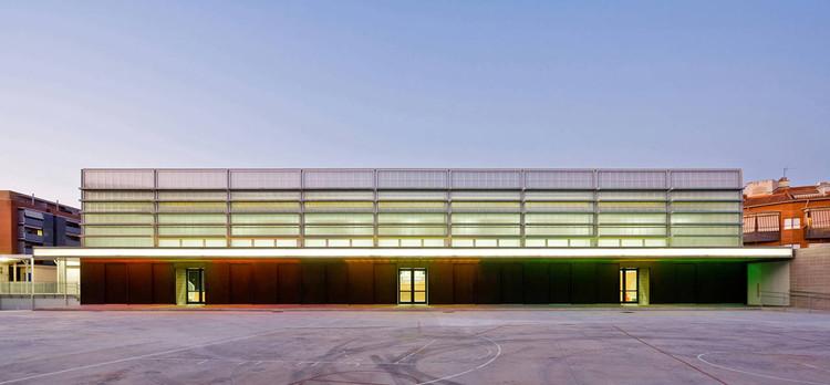 Sports Center in Rubí / CGP Arquitectos, © Francisco Urrutia