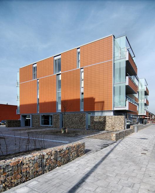 Senior Housing De Dijken 10 / HVE architecten, Courtesy of HVE architecten