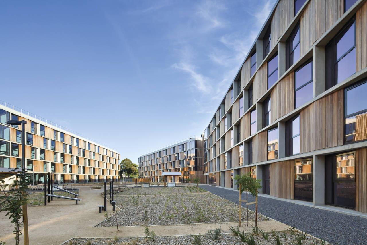 Gallery of Monash University Student Housing / BVN - 4
