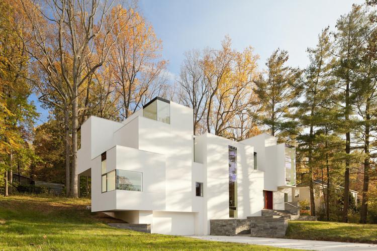 NaCl House / David Jameson Architect, © Paul Warchol