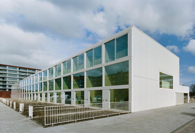 23 Habitações em Amsterdã / Atelier Kempe Thill, © Architektur-Fotografie Ulrich Schwarz