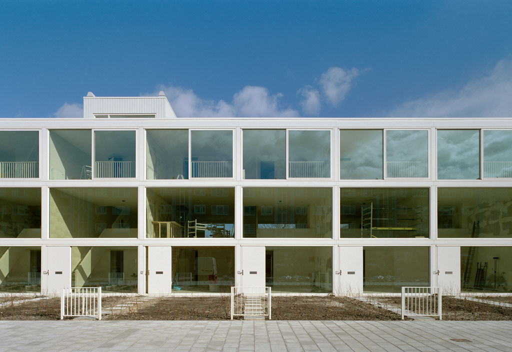 Architektur Amsterdam gallery of 23 town houses in amsterdam atelier kempe thill 8