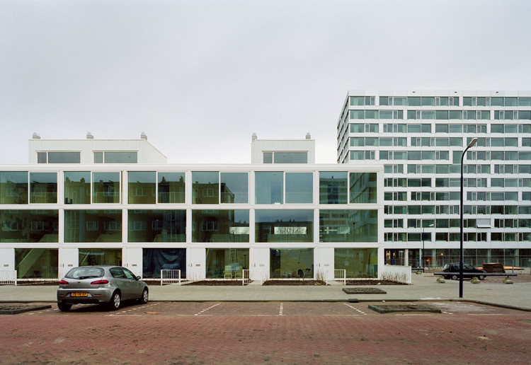 Architektur Atelier 23 town houses in amsterdam atelier kempe thill archdaily