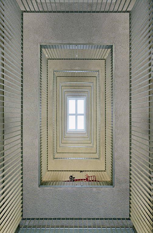 Architektur Atelier atriumtower hiphouse zwolle atelier kempe thill archdaily