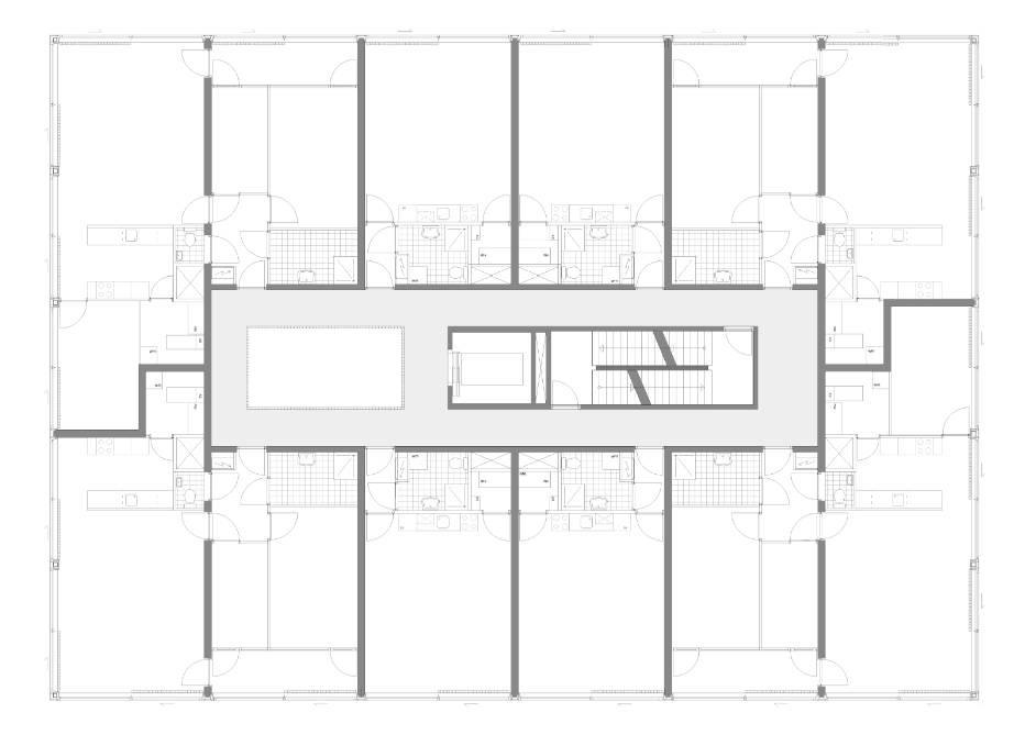 Atriumtower Hiphouse Zwolle Atelier Kempe