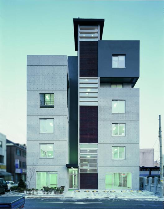 YI Building / Oh Jong Sang, © Namgoong Sun
