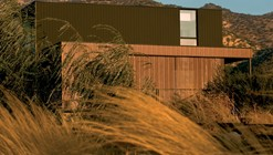 House in Piedra Roja / Riesco+Rivera arquitectos