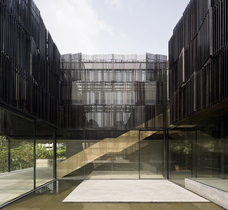 Cluny House / Neri&Hu Design and Research Office, © Pedro Pegenaute
