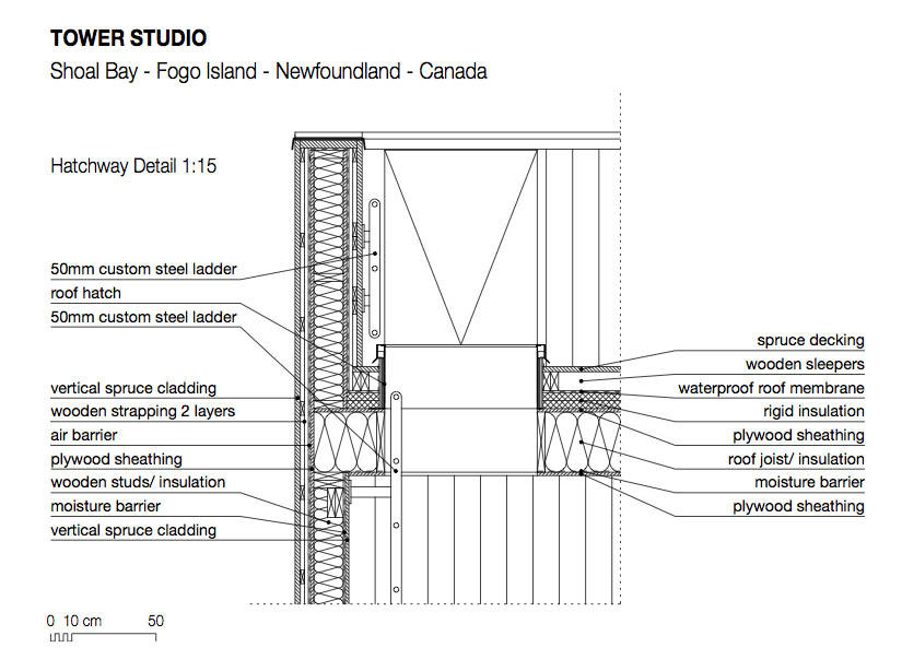 Gallery Of Tower Studio Saunders Architecture 26