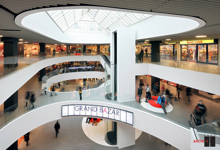 Grand Bazar Antwerp / Buro II & Archi+I, © Filip Dujardin
