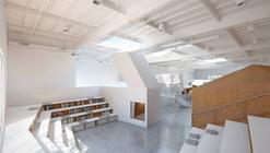 Hybrid Office / Edward Ogosta Architecture