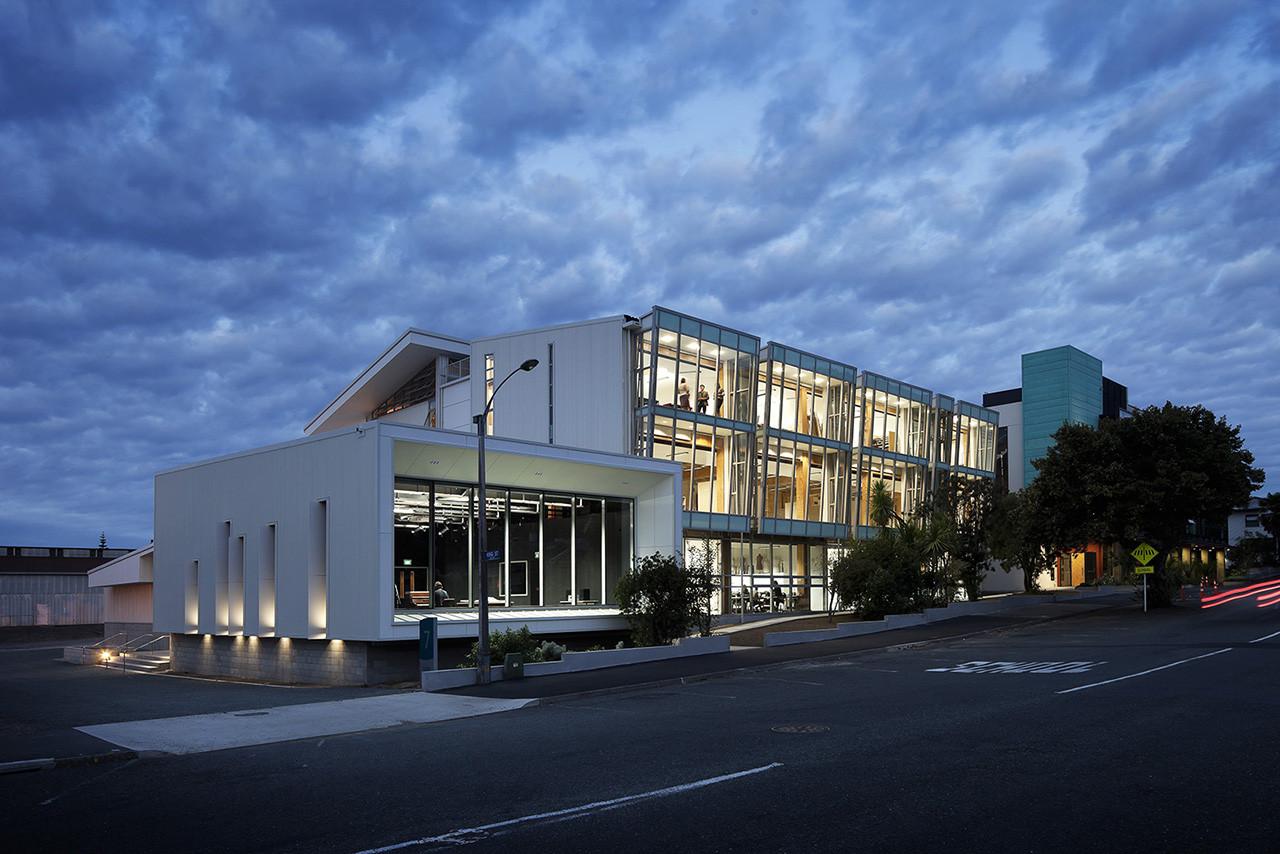 NMIT Arts & Media / Irving Smith Jack Architects, © Patrick Reynolds