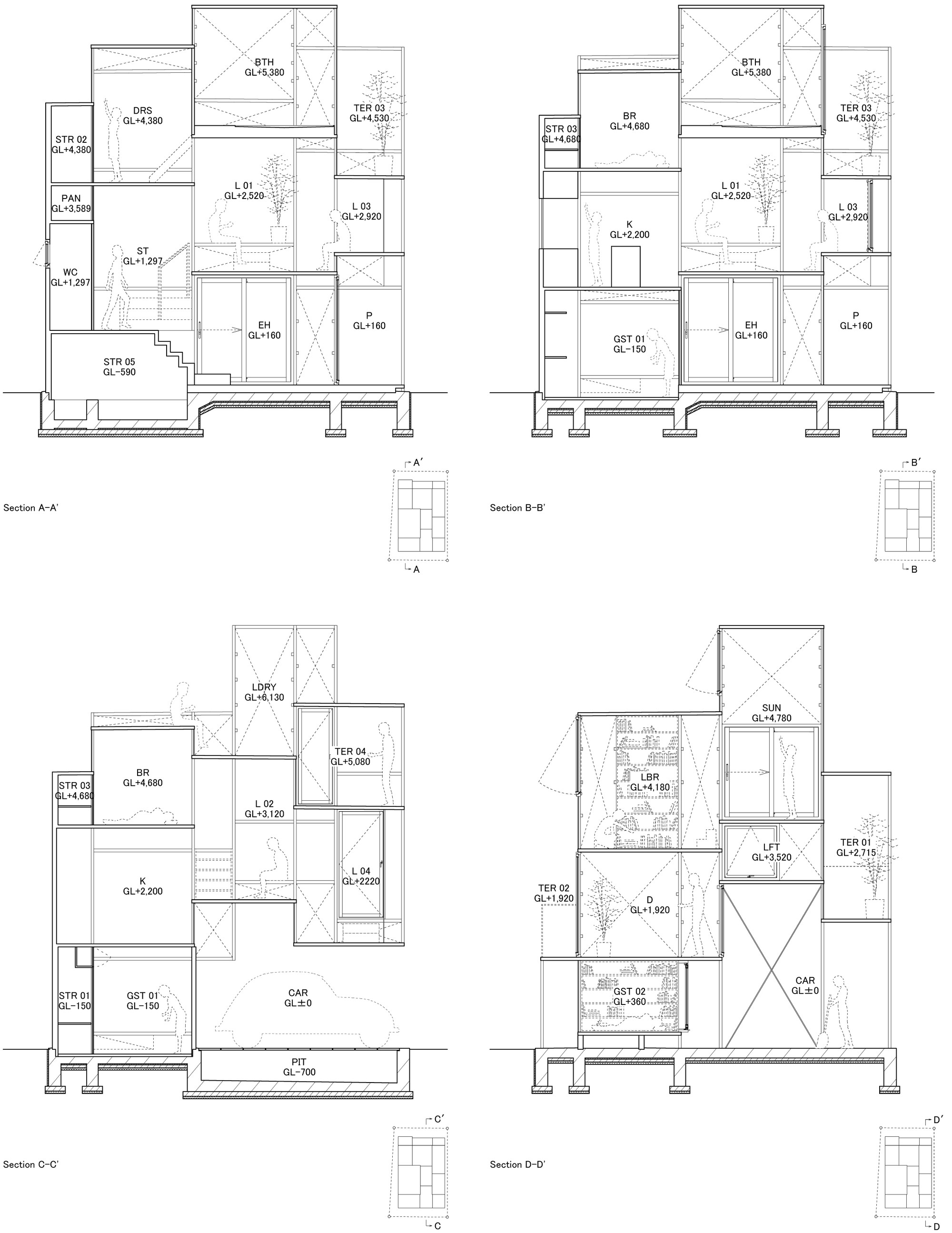 337418197059062679 together with 5hp18sch3 together with Illustrations additionally 50180b1928ba0d49f5001694 House Na Sou Fujimoto Architects Section 03 besides With Diagrams. on diagrams