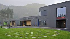 Escola De Tonstad e Banheiro Público / Filter Arkitekter