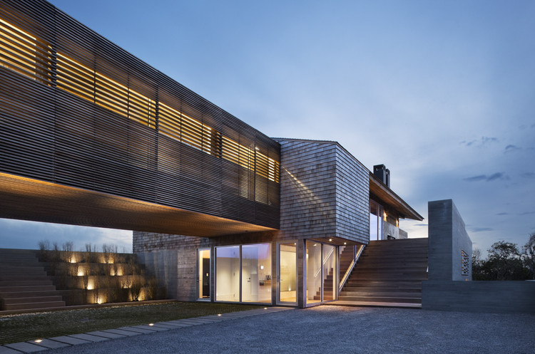 Genius Loci / Bates Masi Architects, © Michael Moran