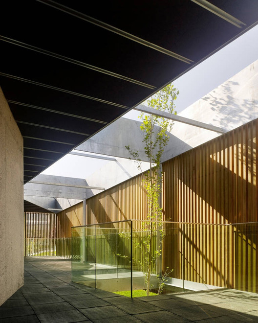 Nursery in ourense abalo alonso arquitectos archdaily - Arquitectos ourense ...