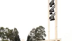 Capilla del Colegio Los Nogales / taller de arquitectura de bogotá