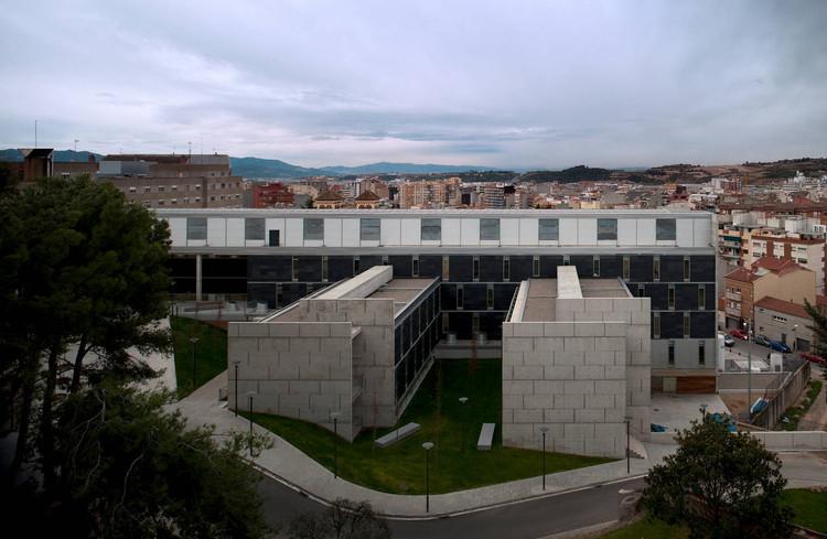 Hospital-Asilo of Granollers / Pinearq, © Fernando Guerra |  FG+SG