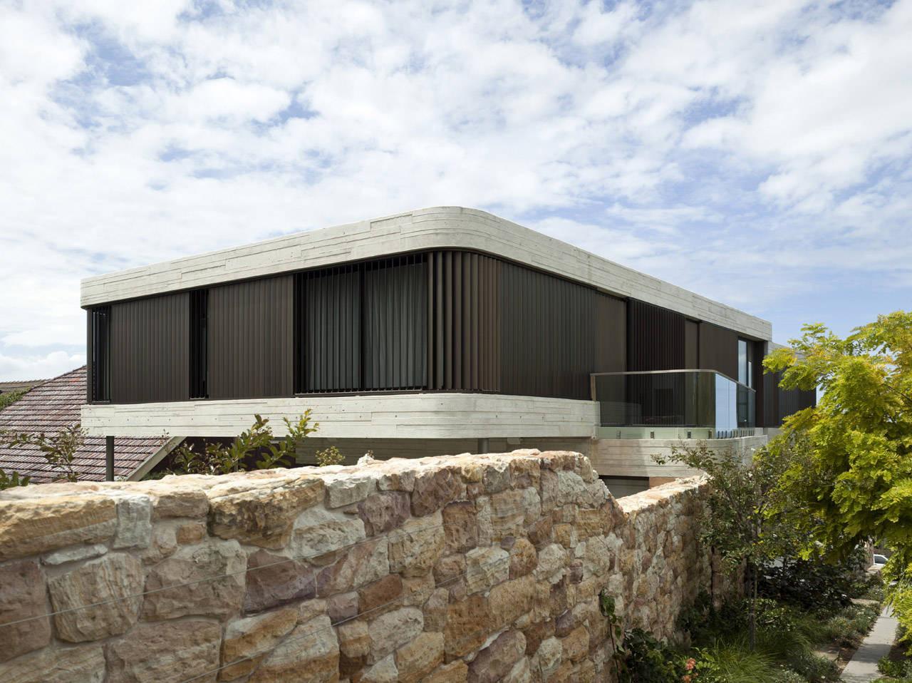 Attic House Exterior Design