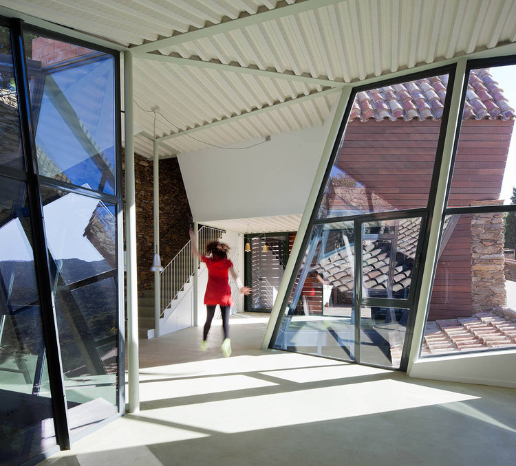 Periscope House / C+arquitectos, © Miguel  de Guzmán