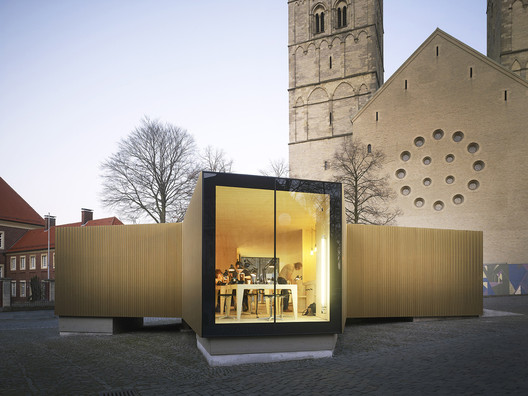 Golden Workshop / Modulorbeat Ambitious Urbanists & Planners