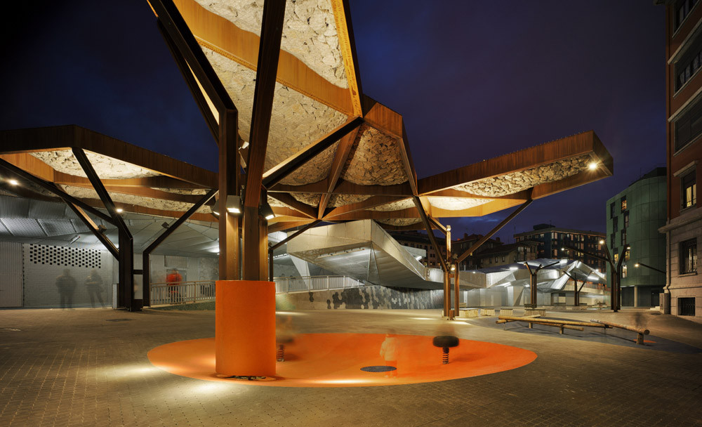 Pormetxeta Square / MTM Architects + XPIRAL, © David Frutos