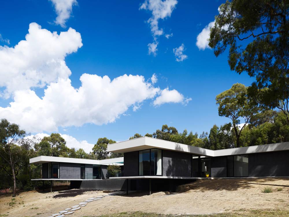 A-G House / dKO Architecture, © Derek Swalwell