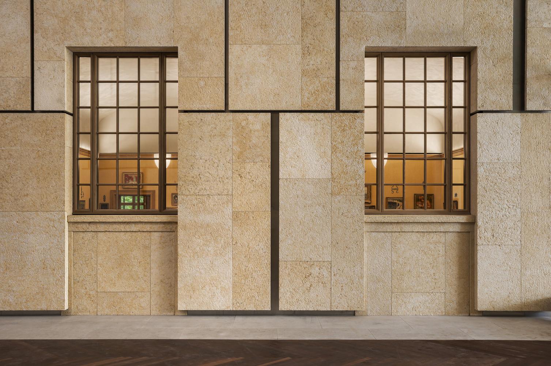 Gallery Of The Barnes Foundation Tod Williams Billie Tsien 11